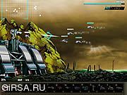 Флеш игра онлайн Earth Onslaught