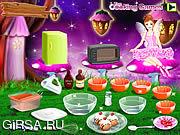 Флеш игра онлайн Easy Chocolate Icecream