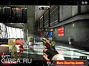 Флеш игра онлайн Эффин Санта / Effin' Santa