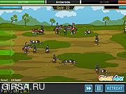 Флеш игра онлайн Империи Аркеа / Empires of Arkeia