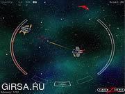 Флеш игра онлайн End Space