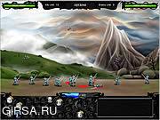 Флеш игра онлайн Эпическая война 2 / Epic War 2