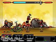 Флеш игра онлайн Древние войны 4