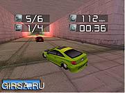 Флеш игра онлайн Экстремальные 3D гонки / Extreme 3D Race