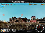 Флеш игра онлайн 4x4 Экстремальный гонщик / Extreme 4x4 Racer