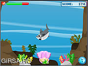 Флеш игра онлайн Fish Me