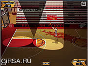 Флеш игра онлайн FOG Basketball Shots