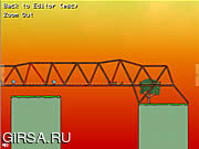 Флеш игра онлайн Строительство моста 2