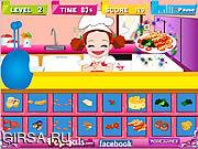 Флеш игра онлайн Fast Food