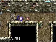 Флеш игра онлайн Тучный ратник / Fat Warrior