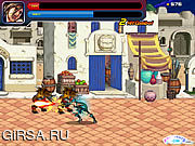 Флеш игра онлайн Fighter And Warcraft