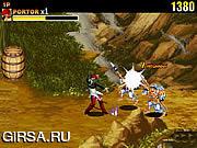 Флеш игра онлайн Боевой Герой / Fighting Hero