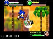 Флеш игра онлайн Последняя Фантазия Соник X4/X6 / Final Fantasy Sonic X6
