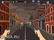 Флеш игра онлайн Fire The Zombies