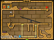 Игра Fireboy And Watergirl 2 - The Light Temple