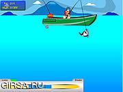 Флеш игра онлайн Fish Me Up