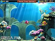 Флеш игра онлайн Рыбы Сказка 2 / Fish Tale 2