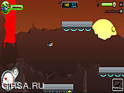 Флеш игра онлайн Flood Runner - Armageddon