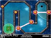 Флеш игра онлайн Flopshot Минигольф 2