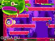 Флеш игра онлайн Убийство босса / Flu Sweeper