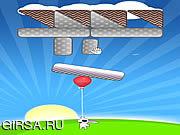 Флеш игра онлайн Улетающий кролик 2 / Fly Away Rabbit 2