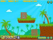 Флеш игра онлайн Fly N Frog