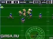 Флеш игра онлайн Football Rush
