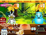 Флеш игра онлайн Ресторан пущи / Forest Restaurant
