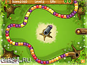 Флеш игра онлайн Freaky Fruits