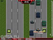 Флеш игра онлайн Неистовство скоростного шоссе / Freeway Fury