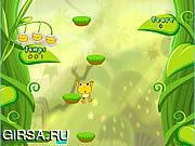 Флеш игра онлайн Лягушка скачет / Frog Jump