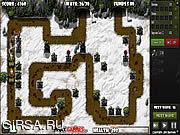 Флеш игра онлайн Защита территории 2
