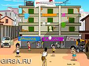 Флеш игра онлайн Рэднек против зомби