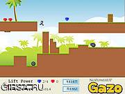 Флеш игра онлайн Earthlifter Газо