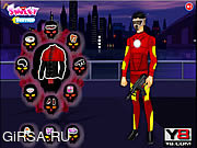 Флеш игра онлайн Generator Rex Robot Dress Up