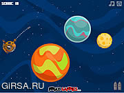 Флеш игра онлайн Gentlemen Rats In Outer Space