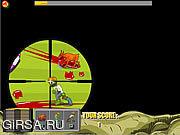 Флеш игра онлайн Ghost Sniper Haok 4