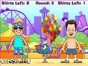 Флеш игра онлайн Gibby's Shirtless Showdown