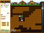Флеш игра онлайн Горнорабочая Giga