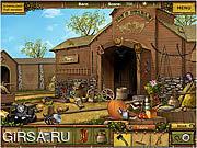 Флеш игра онлайн Golden Trails - The New Western Rush