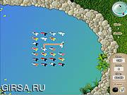 Флеш игра онлайн Goldfish Connect