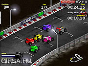 Флеш игра онлайн Grand Prix Race Go