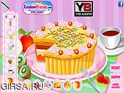 Флеш игра онлайн Бабушкин пирог / Granny's Pie