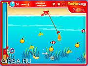 Флеш игра онлайн Greedy Crab