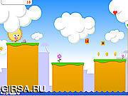 Флеш игра онлайн Gum Drop Hop