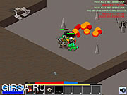 Флеш игра онлайн Hack Slash Crawl