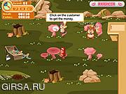 Флеш игра онлайн Hamster Ресторан 2 / Hamster Restaurant 2