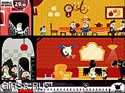 Флеш игра онлайн Haunt The House