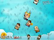 Флеш игра онлайн Из Рая / Heaven Out