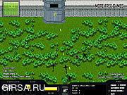 Флеш игра онлайн Война Heliguardian